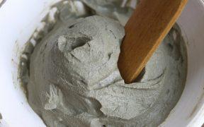 Argila medicinal - massa de argila