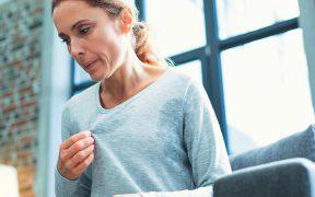 primeiros sinais da menopausa